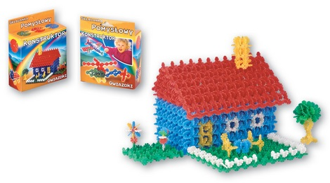 Clever constructor star construction set