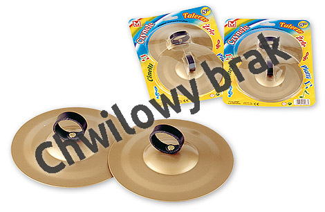 Cymbals (blister package)